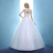 Ball Wedding Gown For Rent in Lagos
