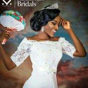 OFF SHOULDER MERMAID WEDDING GOWN WITH BELT