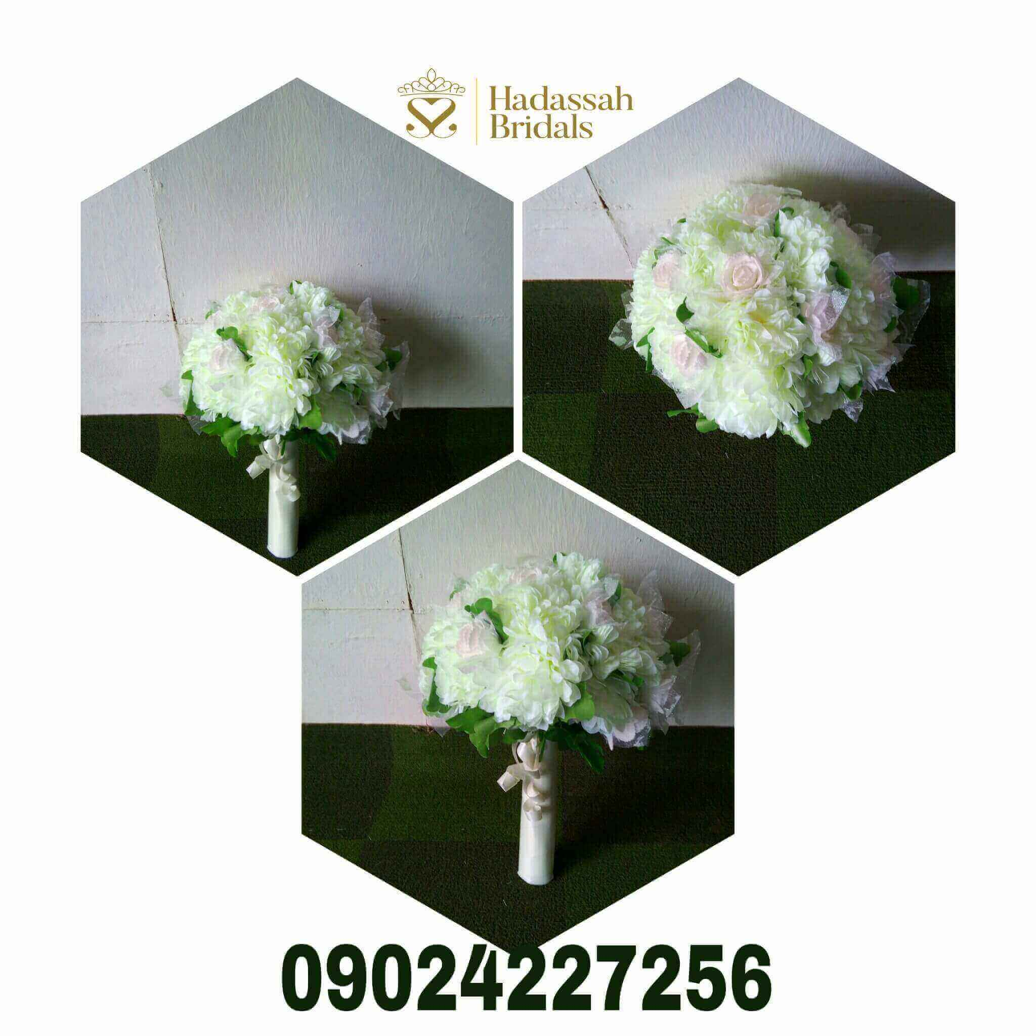 Wedding Bouquet For Sale In Lagos