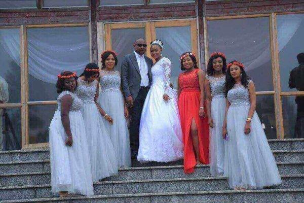 Bridesmaid Dresses In Nigeria